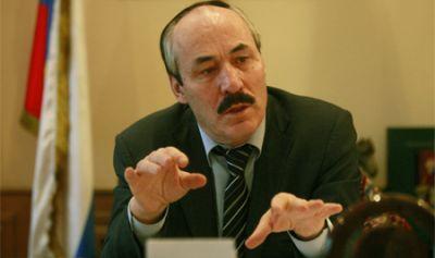 Абдулатипов: Азербайджан не поддержал санкции против России