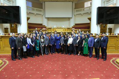 Milli Şuranın üzv təşkilatları beynəlxalq tədbirdə təmsil olunub