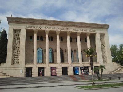 Akademik Milli Dram Teatrının noyabr REPERTUARI-FOTO