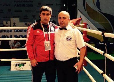"""Baş məşqçi: """"Avropa çempionatından ən az 2-3 medal gözləyirik"""" AÇIQLAMA"""