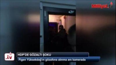Türkiyədə 11 millət vəkili saxlanılıb