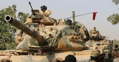 Türkiyənin 3 əsgəri Suriyanın şimalında yaralandı