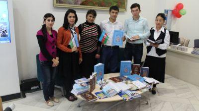 Özbəkistanda Azərbaycan kitabları