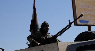 İraq ordusu Mosulun daha bir məhəlləsini İŞİD-dən geri aldı