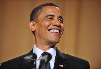 Обама высмеял отстраненного от Twitter Трампа