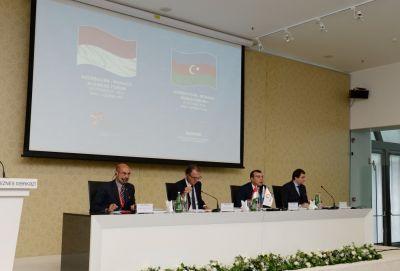 В Баку проходит азербайджано-монакский бизнес-форум