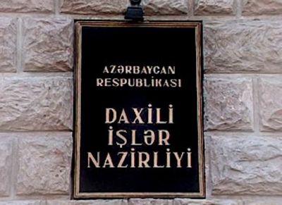 """DİN: """"62 cinayət faktı qeydə alınıb"""""""