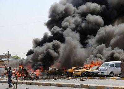 В Ираке произошел теракт, пострадали азербайджанские паломники