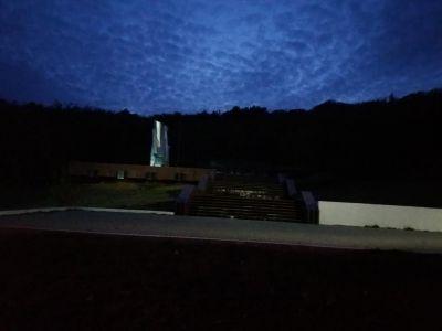 Освещение азербайджанского памятника в Крыму важно для его безопасности
