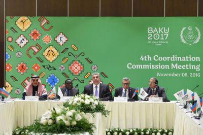 В Баку проходит заседание комиссии IV Исламских игр солидарности