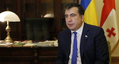 В Киеве прокомментировали отставку Саакашвили