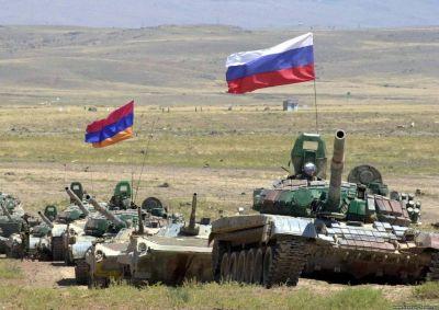 Россия и Армения создают Объединенную группировку войск на Кавказе