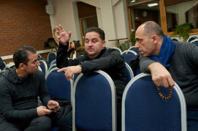 55 illiyini qeyd edən KVN Kreml səhnəsində FOTOLAR