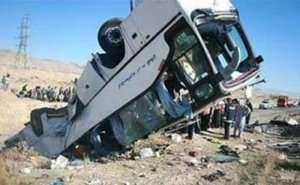 İranda zəvvar aparan avtobus aşdı: 20 nəfər öldü