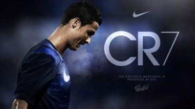 """ŞOK: Ronaldo """"Nike""""dən illik 24 milyon qazanacaq!"""