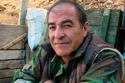 Aprel savaşı erməni polkovnikinin axrına çıxdı SAMO ADMİRAL