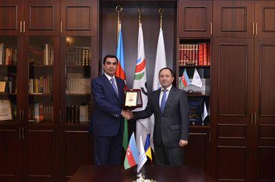 Посол Румынии посетил БВШН