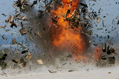 В Турции прогремел очередной взрыв