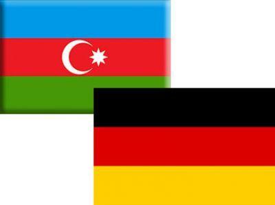 Azərbaycan- Almaniya əlaqələri inkişaf edir