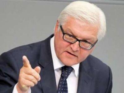 Almaniyanın baş diplomatı Türkiyə qarşısında şərt qoydu