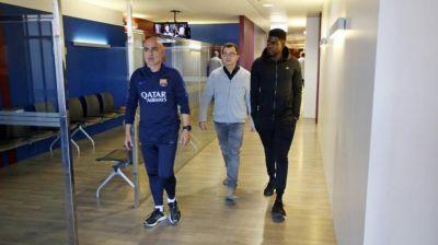 """""""Barselona""""nın futbolçusu üç həftə futboldan uzaq qalacaq"""
