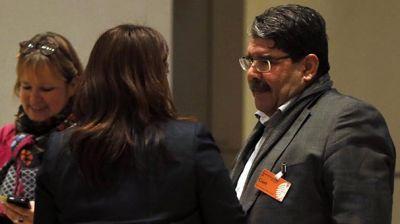 PKK təmsilçisi Almaniya parlamentində görüşlər keçirdi
