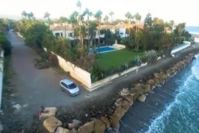 Prezidentin hamıdan gizlətdiyi 4 milyonluq villası VİDEO