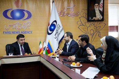 Средства массовой информации играют важную роль в развитии азербайджано-иранских связей