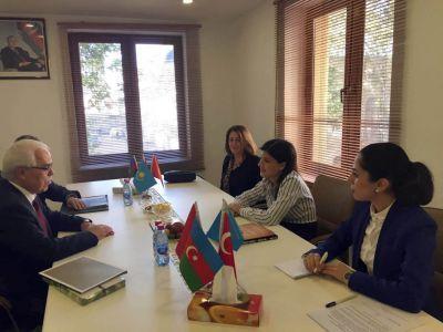 TMİF ilə IRCICA arasında anlaşma memorandumu imzalanacaq FOTO