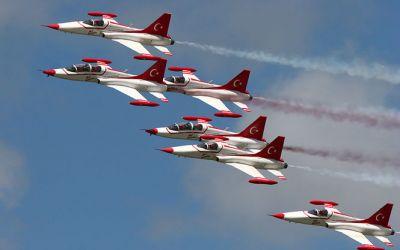 ВВС Турции уничтожили 18 террористов ИГИЛ