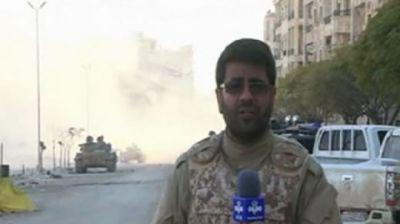 İran televiziyasının müxbiri Hələbdə öldürüldü