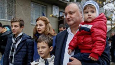 Moldovanın yeni prezidenti kimdir?