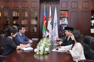 Посол Индонезии посетил БВШН