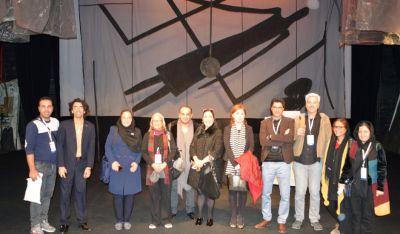 IV Bakı Beynəlxalq Teatr Konfransı prezidentlərin görüşü ilə yadda qaldı