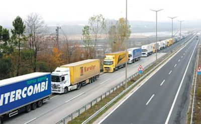 Дорожные заторы на границе Азербайджана с Россией полностью устранены