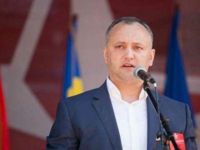 Moldovanın yeni Prezidenti: İlk səfərim Moskvaya olacaq