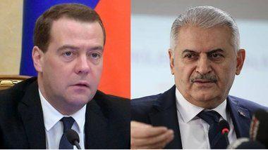 Стала известна дата встречи премьеров России и Турции