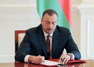 Prezident yeni sərəncam imzaladı