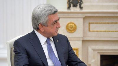 Саргсян рассказал о путях урегулирования Карабахского конфликта