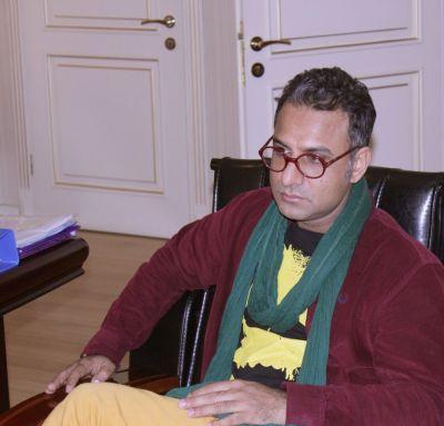 İranlı rejissor Musiqili Teatrda FOTOLAR