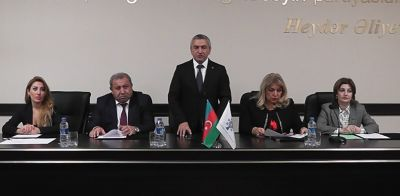 YAP Sabunçu rayon təşkilatında Partiyanın 24-cü ildönümü qeyd olunub
