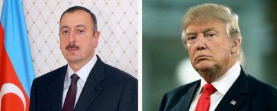 İki prezident arasında telefon danışığı olub