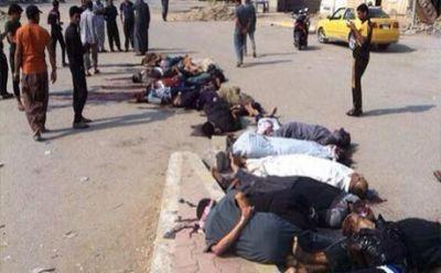 Mosulda İŞİD-in öldürdüyü insanlara aid 2 məzarlıq tapıldı