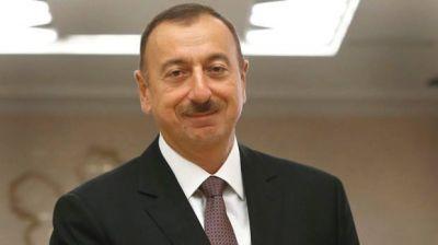 Ильхам Алиев о том, станет ли его сын его продолжателем