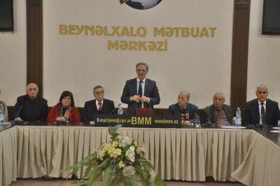 Aqşin Babayevin 80 illik yubileyi qeyd olunub FOTOLAR