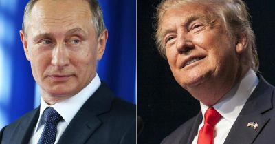 Путин и Трамп договорились «поднимать из ямы» российско-американские отношения