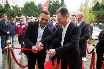 В городе Сумгаит открылся самый крупный BakcellIM в Азербайджане