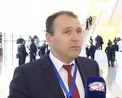 Peter Kropş: Bakı Konqresində dünya mediasının gələcəyi gündəmə gətirildi