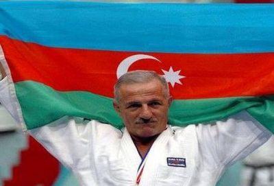 Азербайджанский дзюдоист стал чемпионом мира среди ветеранов
