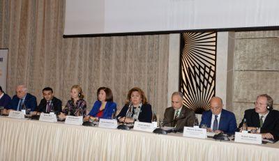 В Баку начала работу конференция на тему «Скажем НЕТ насилию против женщин!»